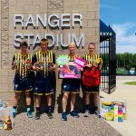 """Soccer team to partner with Community Care to """"Stuff the Shelves"""""""