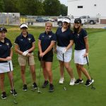 Girls Golf at North Olmsted