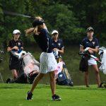 Girls Golf in Action Wednesday