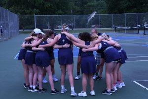 Girls Tennis v Vermilion