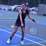 Girls Tennis back in action on Monday