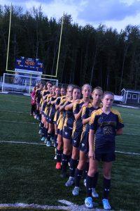Girls Soccer Photo Gallery v Midview