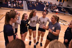 Volleyball Photo Gallery v North Olmsted