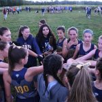 Girls Cross Country runs at SWC Preview