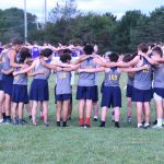 Boys Cross Country run at SWC Preview