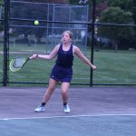 Tennis travels to Midview Monday