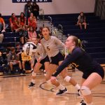 Volleyball on the Road Tuesday