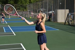 Take on the Tennis team fundraiser