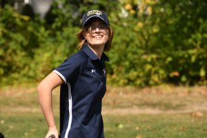 Girls Golf at the SWC tournament Photo Gallery