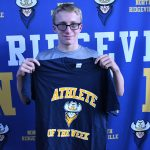 Athlete of the Week for the Week of 9/23 – Sam Forristal Golf