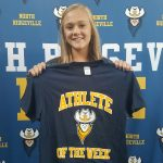 Athlete of the Week for the week of 9/23 – Lindsey Moore Girls Soccer