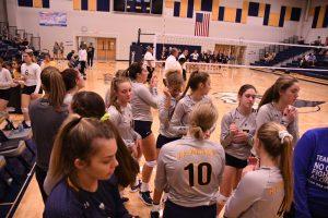 Volleyball v Avon Photo Gallery