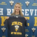 Athlete of the Week for the week of 9/30 – Kylie Cope