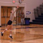Volleyball Photo Gallery v Amherst Senior Night