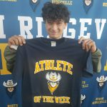 Athlete of the Week Alex Serna – Cross Country