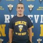 Athlete of the Week for the week of 10/21/19 – Jacob Flesher Football