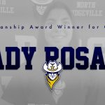 Sportsmanship Award Winner for the Month of October – Mady Rosado