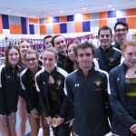 Swimming Team End of Season Summary and  Athletic Awards