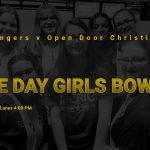 Girls Bowling Today!