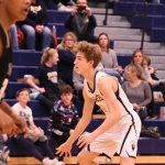 Boys Basketball Photo Gallery v North Olmsted