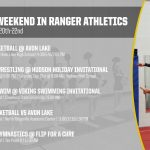 This Weekend in Rangers Athletics