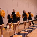 Boys Basketball / Cheer Photo Gallery v O. Falls