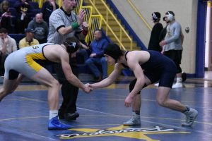 Wrestling Photo Gallery v North Olmsted and Olmsted Falls