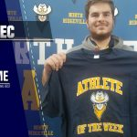 Athlete of the Week for the week of 1/13/20 – Klye Kamenec
