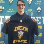 Athlete of the week for the week of 1/13/20 – Andrew Margolin – Swimming