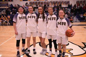 Girls Basketball Senior Night Photo Gallery