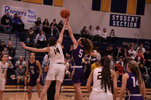 Girls Basketball v Avon Photo Gallery