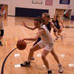 Girls Basketball Round 2 Tournament