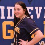 Senior Survey with Hailey Gunvalsen Softball