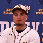 Senior Survey with Tyler Wensing Baseball