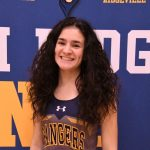 Step on the Track with Senior, Christina Scialabba