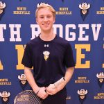 Stepping on the Court with Senior Aidan Cunnningham