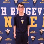 Step on the Court with Senior, Connor Hensley
