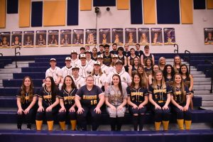 Spring Sports Team Pictures and Seniors