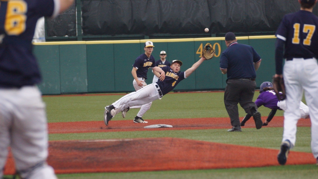 College Bound Rangers Ryan Stefancin