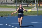 Girls Tennis at Midview Photo Gallery