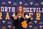 Senior Survey with Oksana Zarefoss – Cheerleading