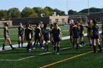 Girls Soccer Photo Gallery v SJA