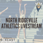 Live Stream Links for all North Ridgeville Athletics
