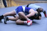 Wrestling moved to Friday in the NRAC