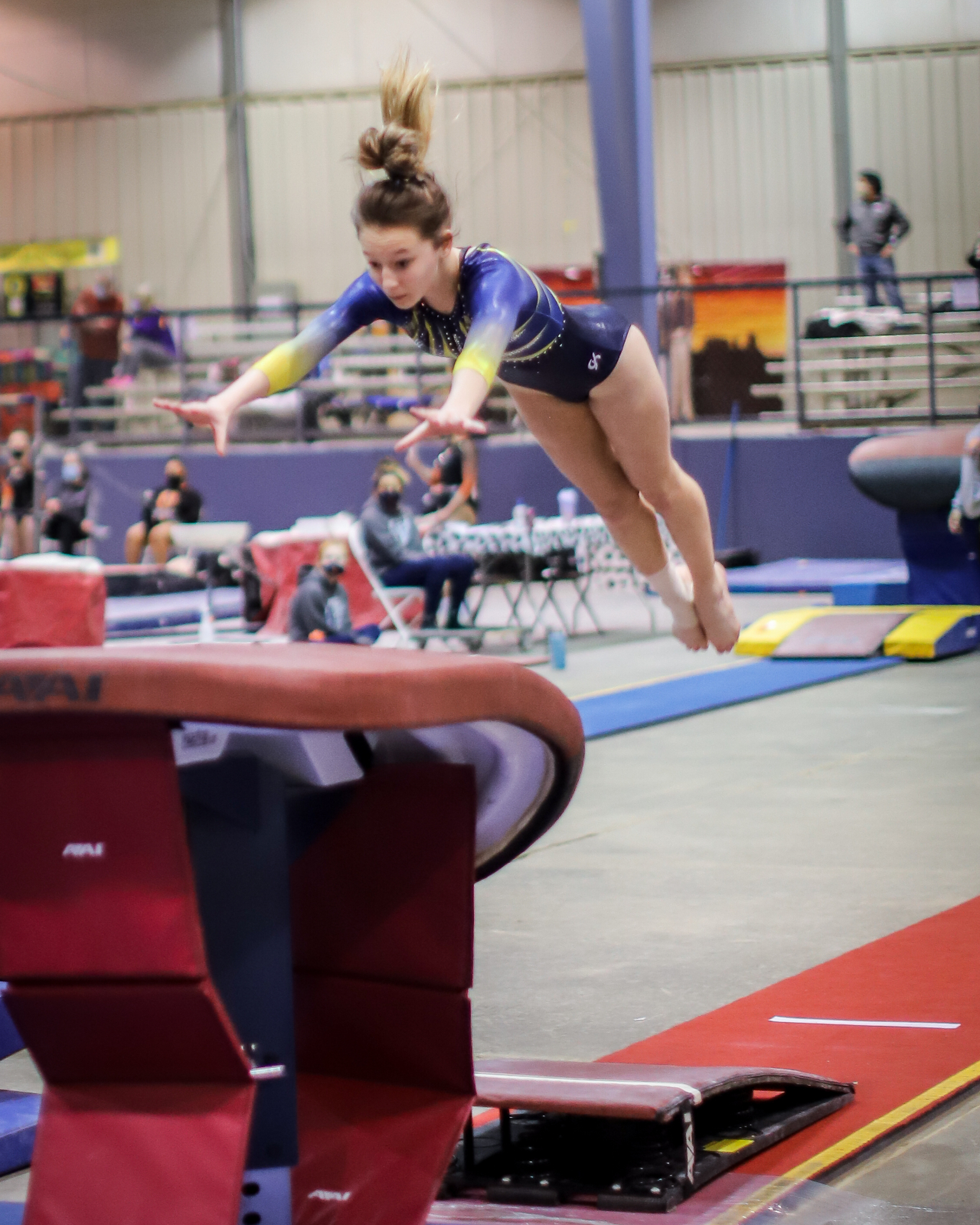 Gymnastics Photo Gallery at SWC