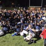 LHWHS Rams Football Team Wins District Championship!