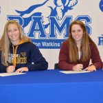Two Ladue Athletes Sign Letters of Intent