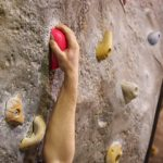High School Rock Climbing Competition Results