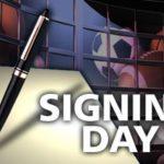 Athletic Signing Ceremony-Feb. 5
