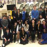 Speech and Debate Novices Win Tournament